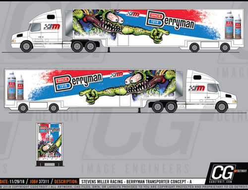 Berryman Products to partner with Stevens-Miller Racing 2019